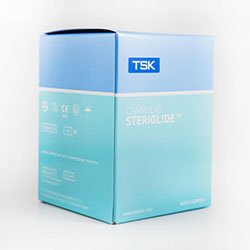 TSK STERiJECT STERiGLIDE Aesthetic Needles