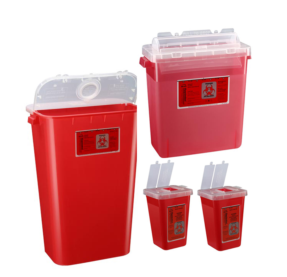Bemis Sharps Container