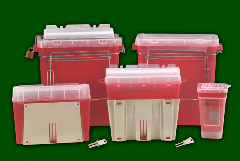 Bemis Container Accessories