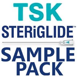 TSK STERiGLIDE Aesthetic Cannula - SAMPLE PACK