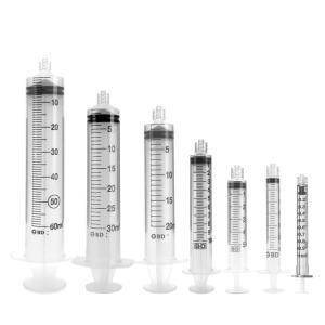 BD Luer Lock Syringe