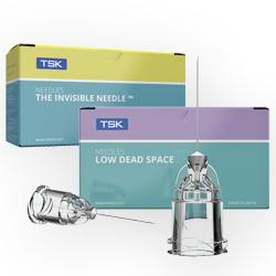 TSK Low Dead Space Needles